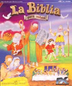 La biblia pra niños